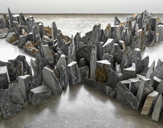 Richard Long, 'Four Ways ', 2014, Lisson Gallery