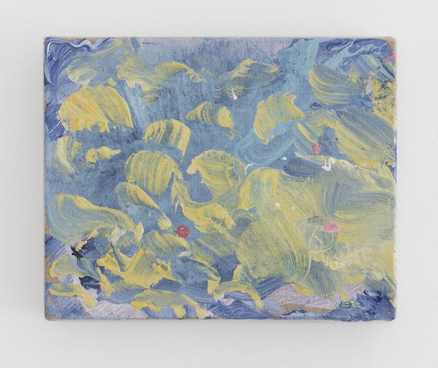 John Riepenhoff, 'Plein Air (Portland)', 2018, Painting, Acrylic on linen, REYES | FINN