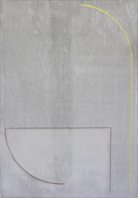 , 'Plan (a),' 2014, Baró Galeria