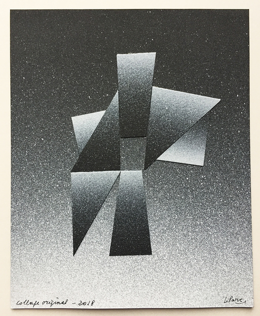 Julio Le Parc, 'Collage #15', 2018, Kunzt Gallery