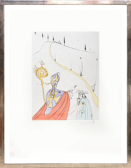, 'L'amour sacré de Gala. (The Sacred Love of Gala).,' 1974, Peter Harrington Gallery