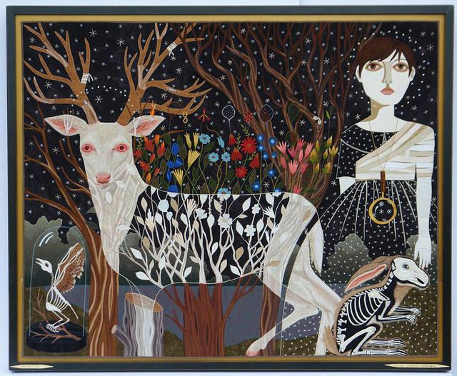, 'Albino,' 2014, Antieau Gallery