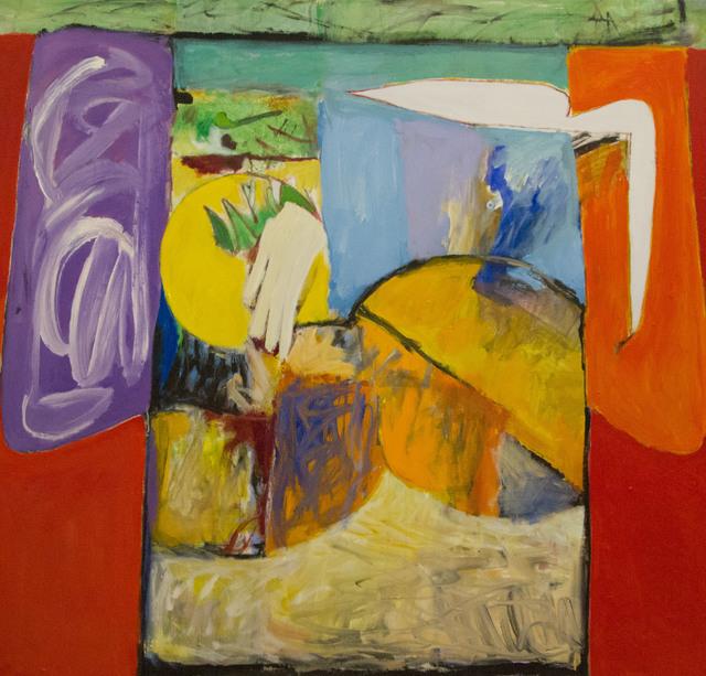 , 'Kimono Against Red,' 1997, ArtSuite New York