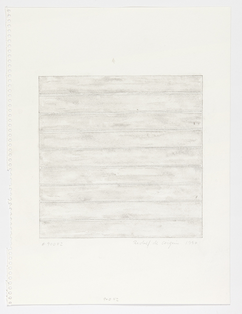 , 'Painting #90042,' 1990, Betty Cuningham