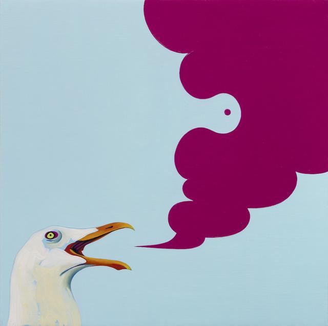 , 'Gull 1,' 2015, LAUNCH LA