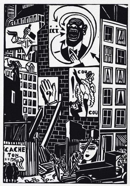 Frans Masereel, 'La Ville, Albert Morancé, Paris, 1925', Christie's