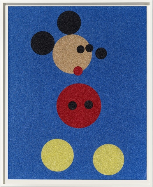 , 'Mickey (small),' 2016, Other Criteria