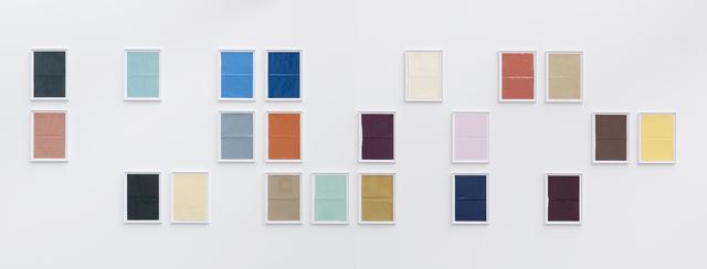 , 'Abstract Pleasures,' 2013, Bartha Contemporary