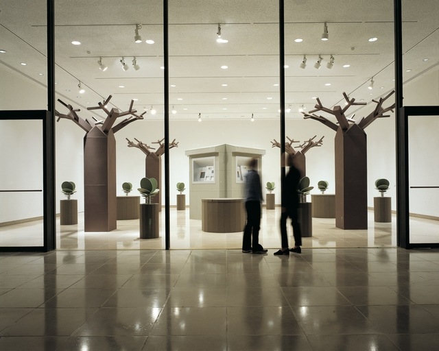 , 'Samesation,' 2002, Rice University Art Gallery