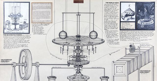 , 'The New Motive Power of Spirit Will,' 1975, Kent Fine Art