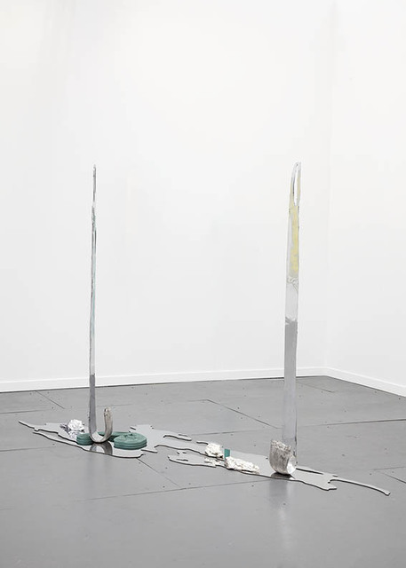 , 'Abyssal Plain,' 2014, Konrad Fischer Galerie