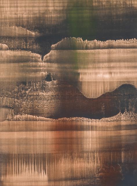 , 'Ad Vesperum 2,' 2017, Luca Tommasi