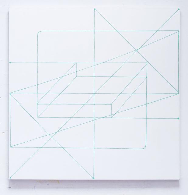 , 'Motet,' 2017, SILAS VON MORISSE gallery