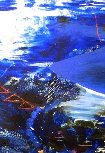 Valeria Vilar, 'Bosque (Triptych) III', 2018, Artemisa Gallery