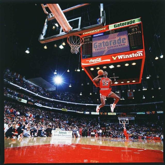 , 'Michael Jordan,' 1988, Soho Contemporary Art