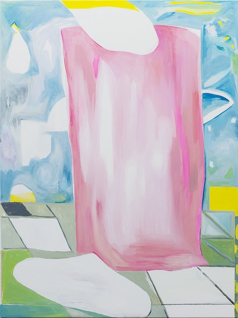 , 'Pink Hanging,' 2015, Häusler Contemporary