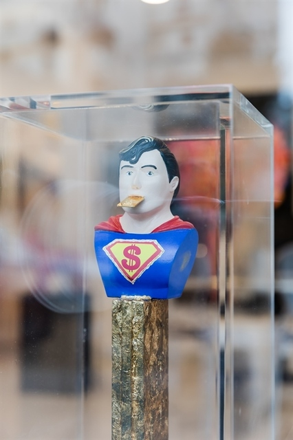 Pinkhas, 'Superman Pez', 2018, Miss D Gallery