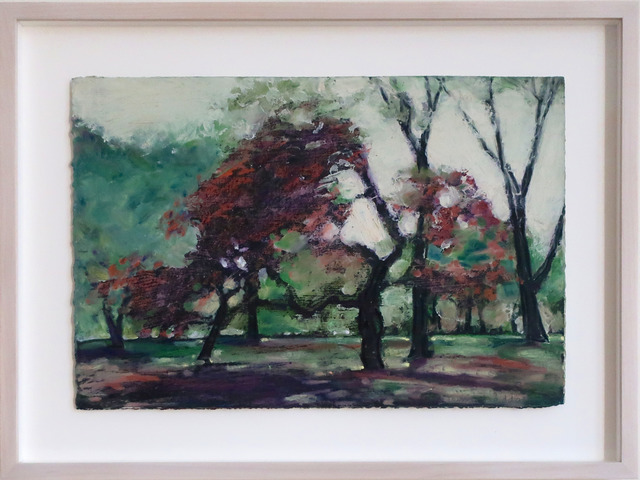 Daisy Craddock, 'Study for Flowering Cherry', 1996, John Davis Gallery