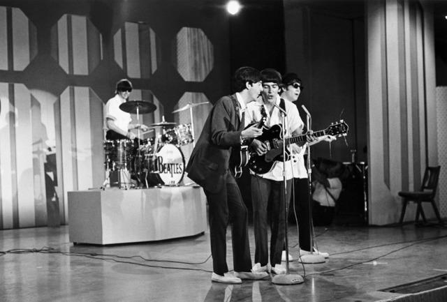 , 'Beatles Rehearse, Miami,' 1964, TASCHEN