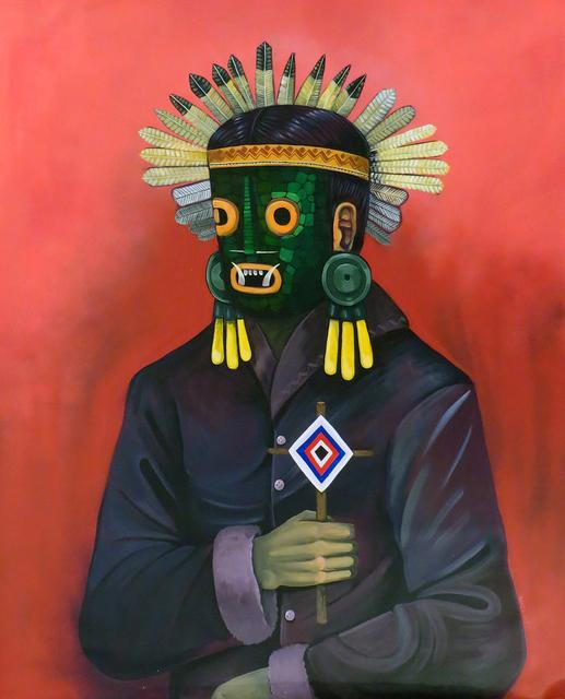 , 'The Liberator,' 2014, Jonathan LeVine Projects