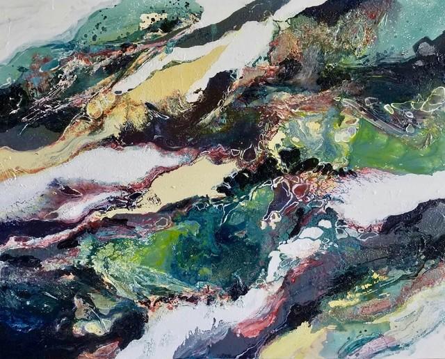 , ' Tropical Erosion 47,' 2016, Alessandro Berni Gallery