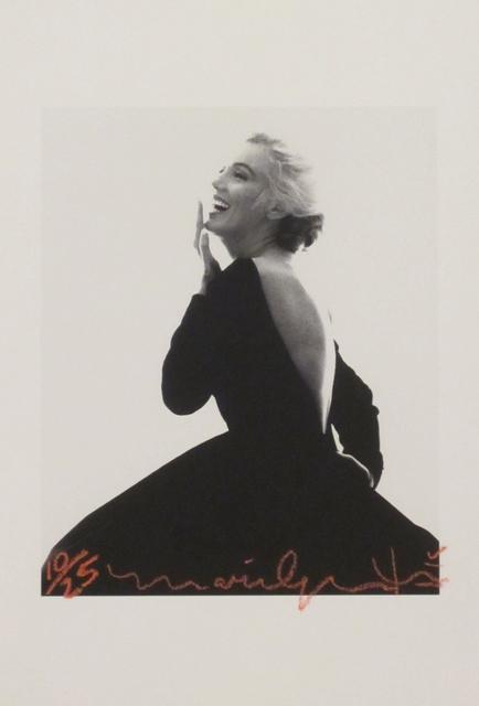 , 'Marilyn: Dior Dress (III),' 1962, michael lisi / contemporary art