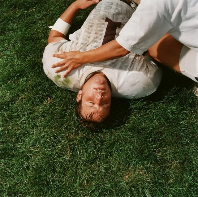 Brian Finke, 'Untitled (Football #106)', 2002, ClampArt