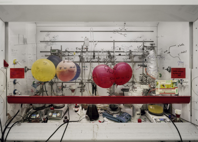 , 'Chemistry Fume Cabinet, The University of Edinburgh 2010,' 2010, Galerie Rüdiger Schöttle