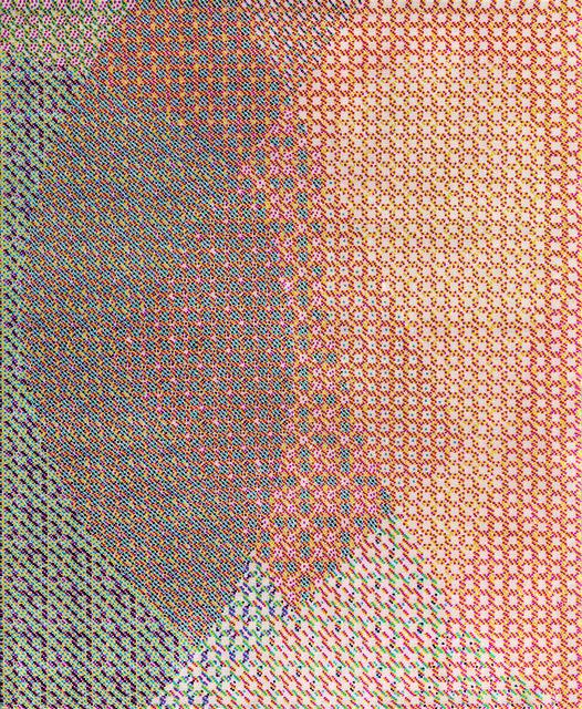 , 'YMCK9,' 2014, Almine Rech