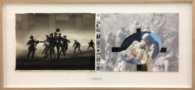 Roman Uranjek & Radenko Milak, 'The Christmas Day Soccer Match Between British and German Troops. ', 2015, Ani Molnár Gallery