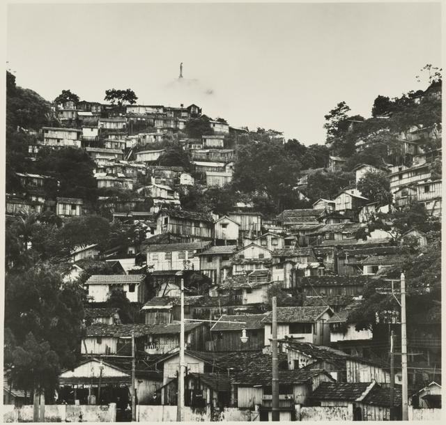 , 'Catacumba Favela, Rio de Janeiro, Brazil,' 1961, J. Paul Getty Museum