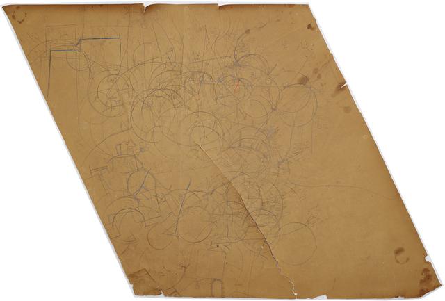 , 'In Situ: Traces of Morandi (Morandi Map III),' 2015, Anglim Gilbert Gallery