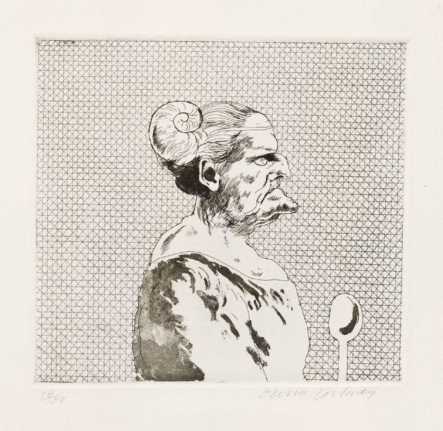 David Hockney, 'The Cook', 1969, Sworders