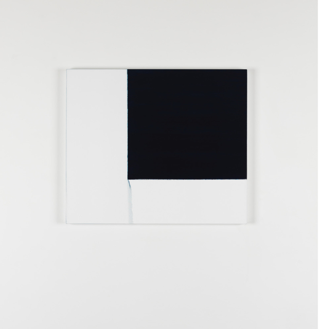 , 'Exposed Painting Blue,' 2015, i8 Gallery