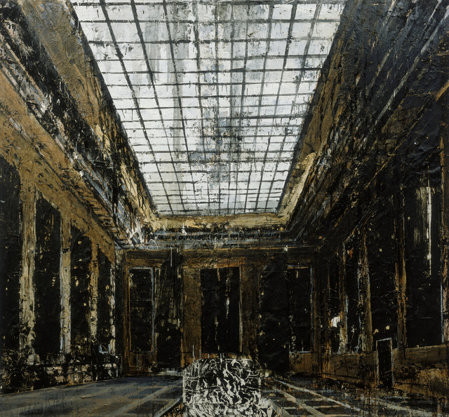 Anselm Kiefer, 'Interior (Innenraum),' 1981, Royal Academy of Arts