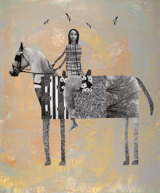 , 'Barefoot Rider (Girl) ,' 2013, Turner Carroll Gallery