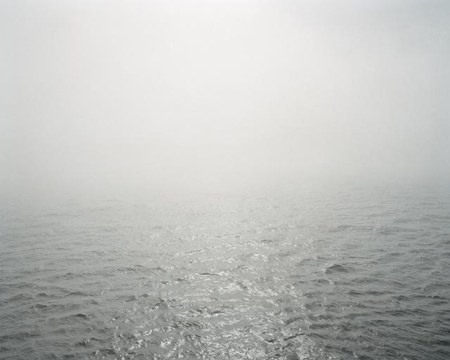 , 'Coordinate n°6  59°10'N 173°22'E - 25/07/2012 - 00:04 UTC,' 2012, ILEX Gallery