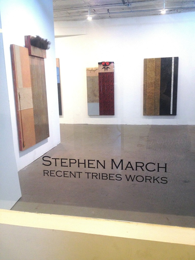 Stephen March: Recent Tribes Works