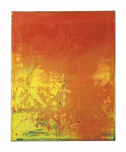 Gerhard Richter, 'Abstraktes Bild ', Christie's