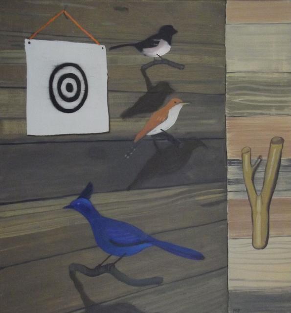 , 'Darts,' 2015, Tayloe Piggott Gallery