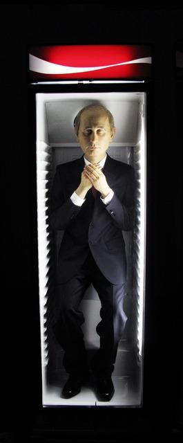 , 'Always Putin,' 2014, UNIX Gallery