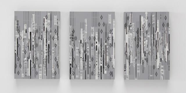 , 'Convergence,' 2016, Hosfelt Gallery