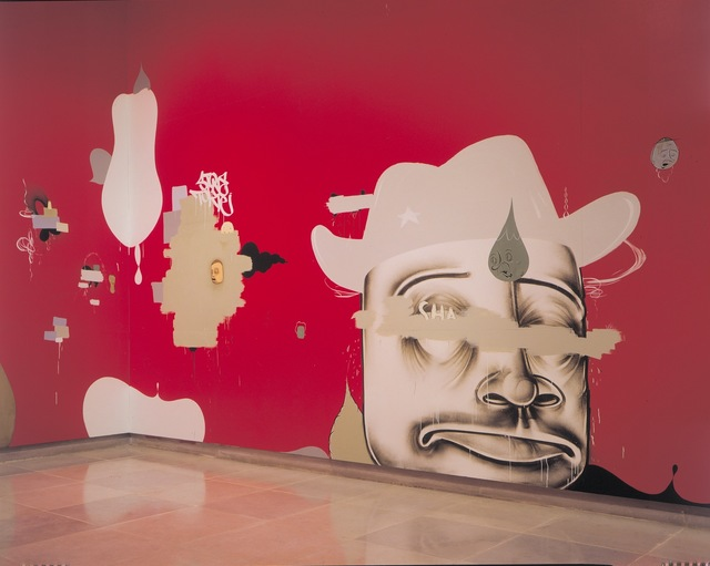 , 'Hoss,' 1999, Rice University Art Gallery