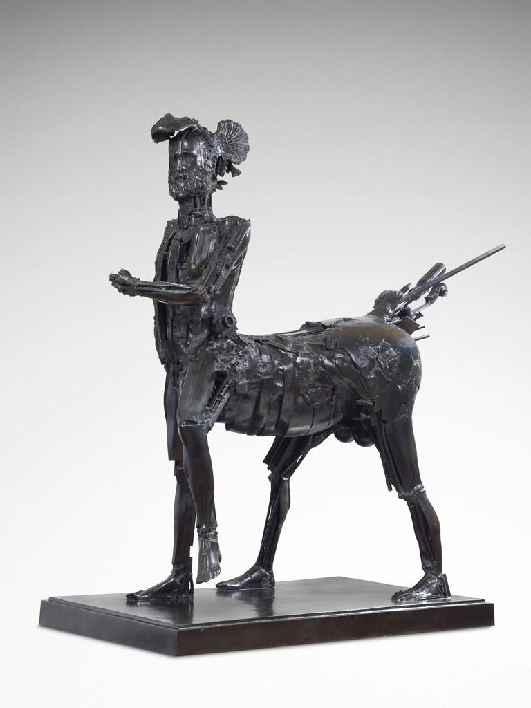 César, 'Le centaure hommage à Picasso,' 1983, Galerie Laurent Strouk