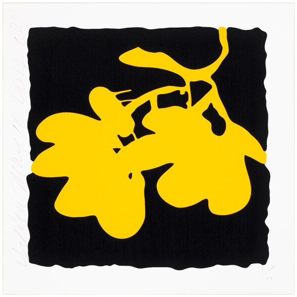 , 'Lantern flowers - Yellow,' 2012, Vertu Fine Art