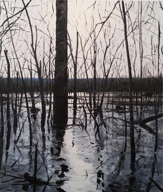 , 'Overflow Lake II,' 2017, Russo Lee Gallery