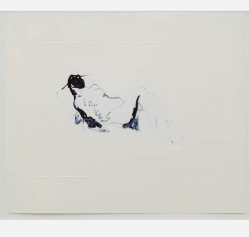 "Tracey Emin, 'TRACEY EMIN ""FURTHER BACK TO YOU"" HAND SIGNED & NUMBERED BY ARTIST', 2014, Arts Limited"