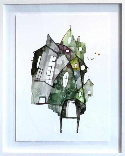 , 'Green House,' 2018, Artspace Warehouse