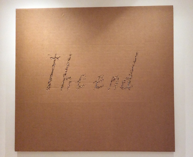 , 'The End,' 2009, Galleria Michela Rizzo