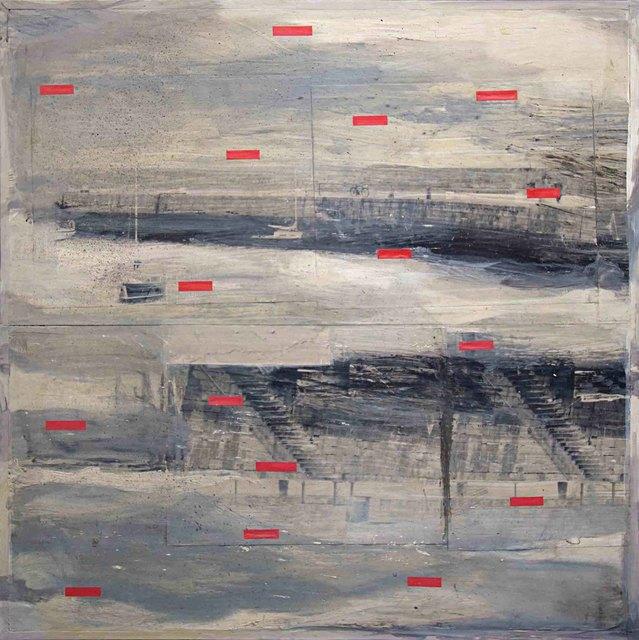 , 'Sin título 23, de la Serie Fragmentos,' 2017, LS/ Galería